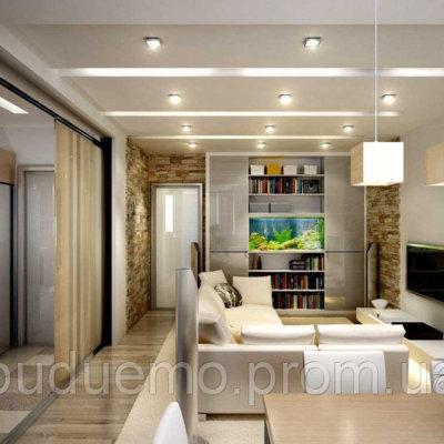 Ремонт квартир, будинків