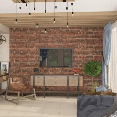 Оздоблення будинків та квартир