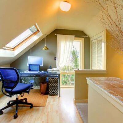 Кімната на горищі: підготовка та цікаві ідеї з використання