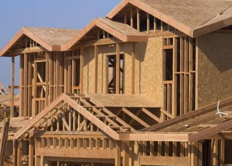Будівництво каркасних будинків