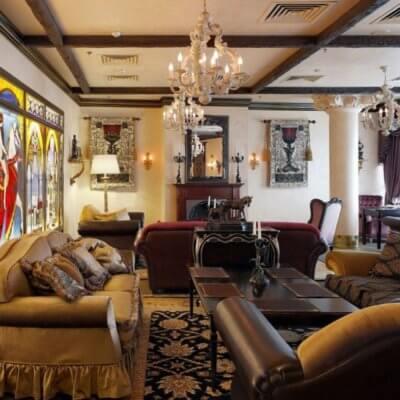 Ремонт квартири в Готичному стилі