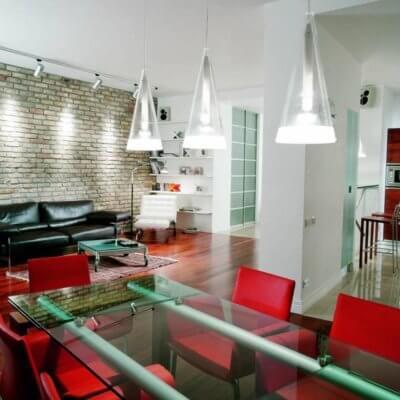 Ремонт квартир у стилі Техно
